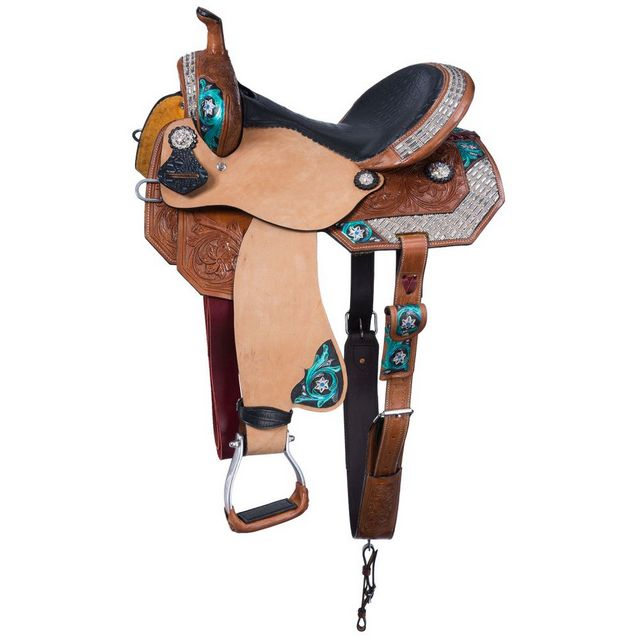 Ashton saddle