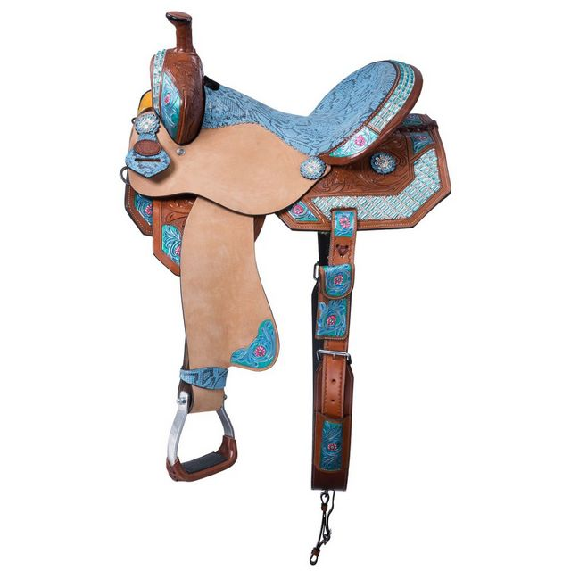 Macaelah saddle
