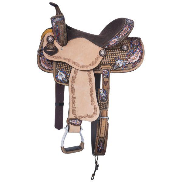 Naomi saddle