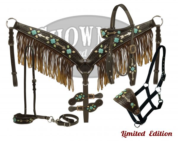 "LIMITED EDITION  "" Silver Arrow"" 5 piece tack set- LIMITED EDITION   Silver Arrow 5 piece tack set"