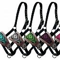 Beaded bronc nose halter