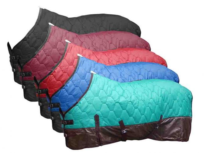 420 Denier Quilted Nylon Blanket