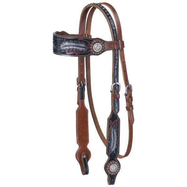 Zane Collection Headstall-Zane Collection Headstall