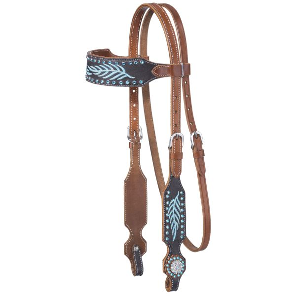 Keely Collection Headstall-Keely Collection Headstall