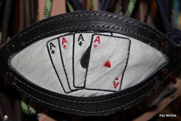 4 aces noseband