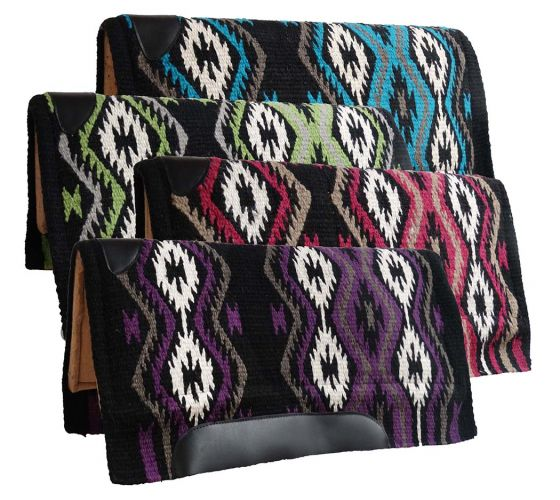 "36"" x 34"" 100% woven wool top pad with memory felt bottom-36 x 34 100% woven wool top pad with memory felt bottom"