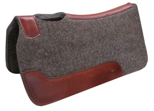 24 x 24 100% Mohair Wool Pony  Pad