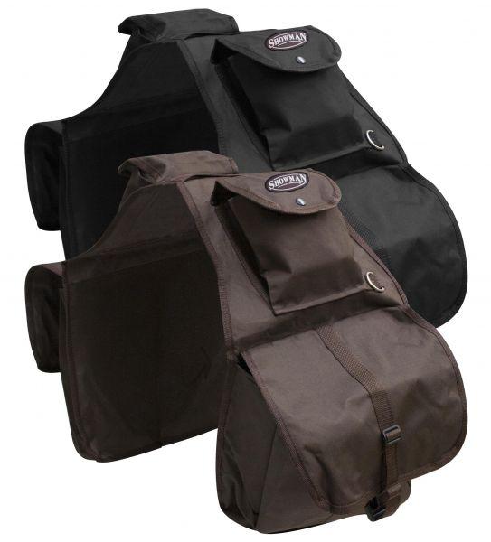 Heavy nylon saddle bag-Heavy nylon saddle bag