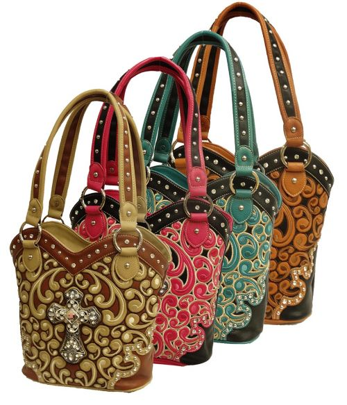 Montana West � Spiritual collection handbag
