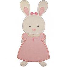 Dressy Girl Bunny-bunny, Easter,