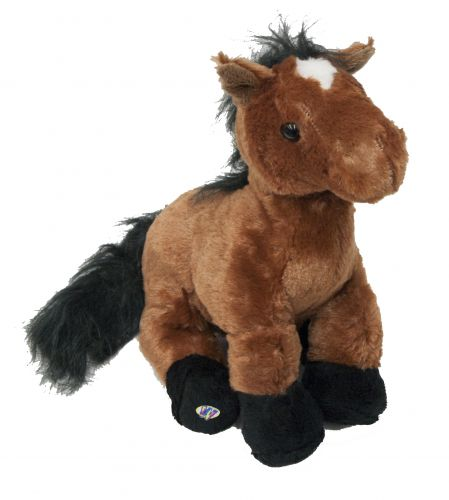 Webkins � Brown horse plush