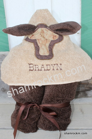 Steer Towel-Steer Towel