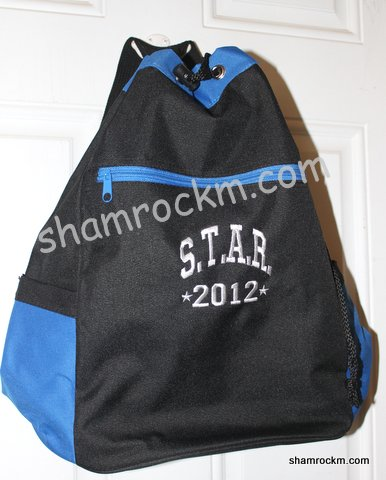 S.T.A.R. rodeo backpack (drawstring)-
