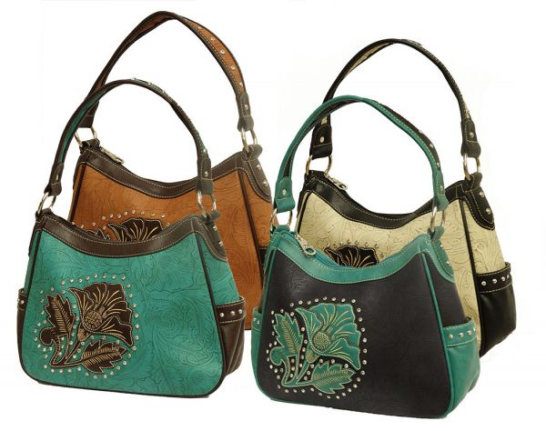 Montana West ® Cowgirl collection handbag- Montana West ® Cowgirl collection handbag