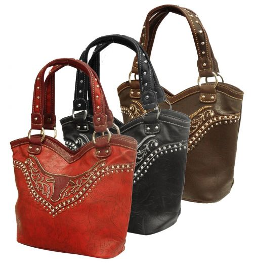 Montana West ® Texas pride collection handbag-Montana West ® Texas pride collection handbag