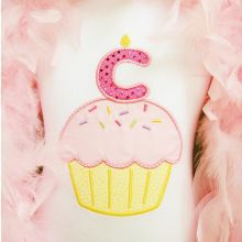 Birthday Cupcake Alphabet-birthday, cupcakes, alphabets