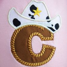 Cowboy Alphabet-cowboy alphabet, cowboy hat alphabet, cowboy numbers, cowboy hat numbers