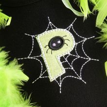 Spiderweb Alphabet-spider web, alphabets, halloween designs