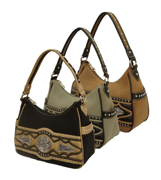 Montana West ® Cowgirl collection handbag-Montana West ® Cowgirl collection handbag