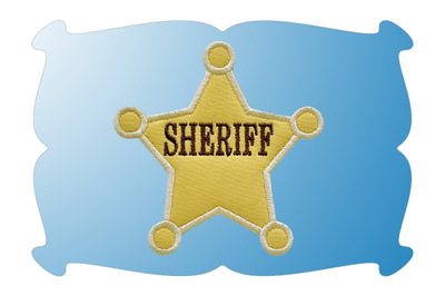 Sheriffs Badge-sheriffs badge