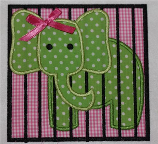 Girly Elephant-elephant, girly elephant