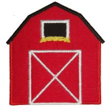 Big Red Barn-Barn, red barn
