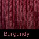 Burgundy Paracord-paracord, burgundy paracord, parachute cord, survivor bracelet cord