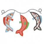 Fish Trio-fish trio