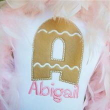 Gingerbread Alphabet-gingerbread alphabet, alphabet appliques, gingerbread appliques,christmas appliques