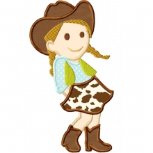 Little Cowgirl-cowgirl,