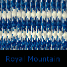 Royal Mountain-royal mountain paracord, royal blue paracord, parachute cord, survivor bracelet cord