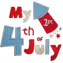 My 1st 4th of July-4th of July,
