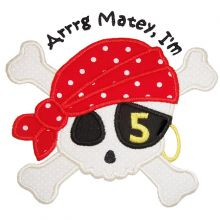 Pirate Birthday-Pirate, birthday