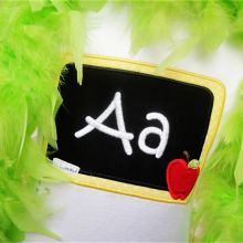 Chalkboard Alphabet-chalkboard, back to school, alphabets