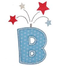 Firecracker Alphabet-firecracker, alphabets, 4th of July