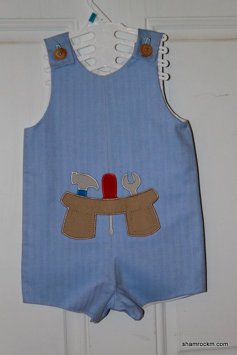 Jon-Jon with Toolbelt-applique embroidery