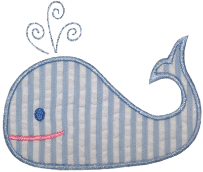 Whale-whale, fish, nautical